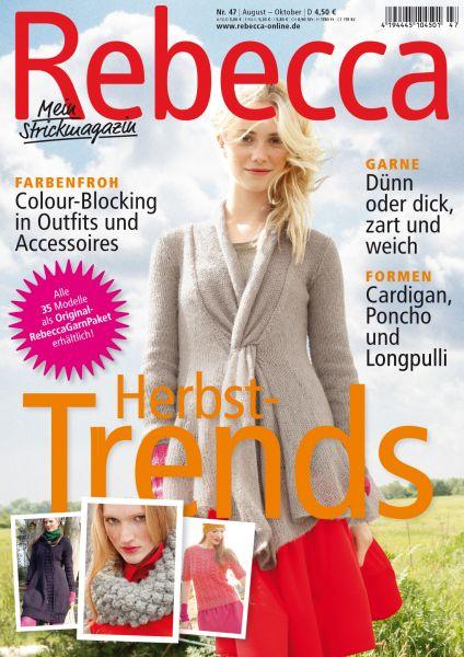 Rebecca Heft Nr. 47
